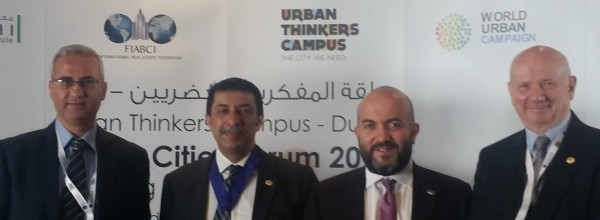 UN-Habitat on October 2nd 2017 in Dubai