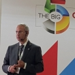 The Big 5 Construct Egypt's seminar sessions, Dr. Abdel Nasser Taha